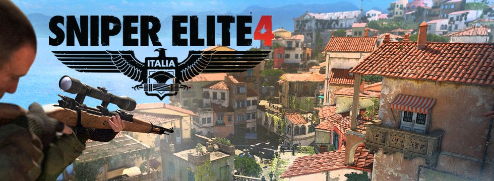 Mission 6: Magazzeno Facility Sniper Elite 4