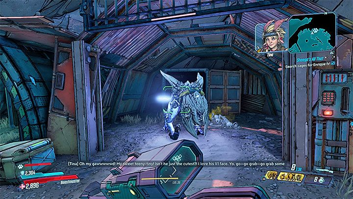 Sammle Dekorationen von Tina - Pandora-return | Borderlands 3 Side Quest - Nebenmissionen - Borderlands 3 Guide
