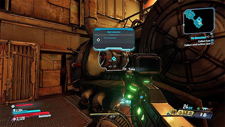 Sprecht mit Ma Honeywell im Homestead - Pandora-Rückkehr | Borderlands 3 Side Quest - Nebenmissionen - Borderlands 3 Guide