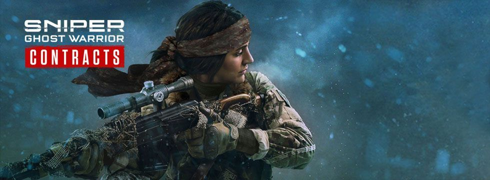 Sibirskaya-7 Junction Sniper Ghost Warrior Contracts – Karte