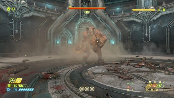 2 - Ewiges Schicksal: Gladiator | Bosskampf - Bosse - Doom Eternal Guide