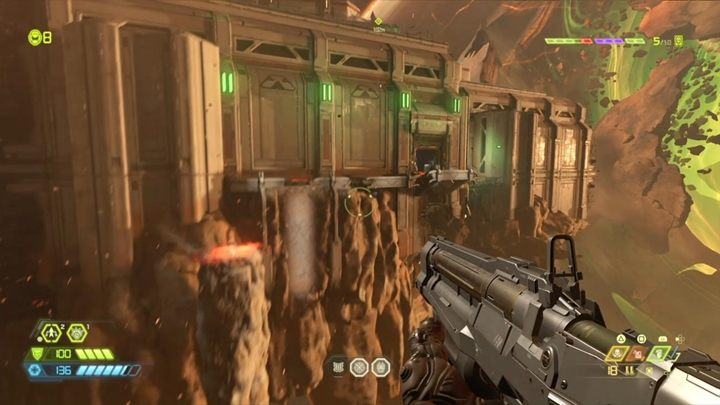 6 - Doom Eternal: Mars Core-Komplettlösung - Level-Komplettlösung - Doom Eternal Guide