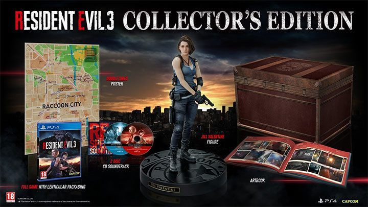 2) Collectors Edition - beinhaltet - Resident Evil 3 Guide