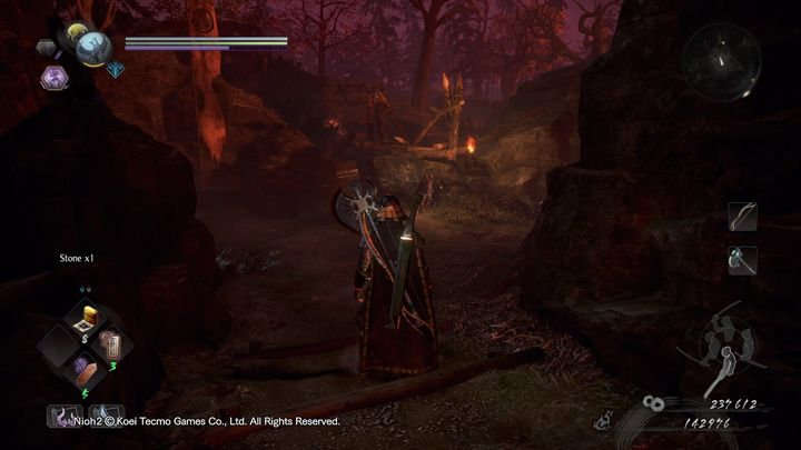 Weiter auf - NiOh 2: Der Walkthrough zu High Spirited Demon - Hauptmissionen - NiOh 2 Guide