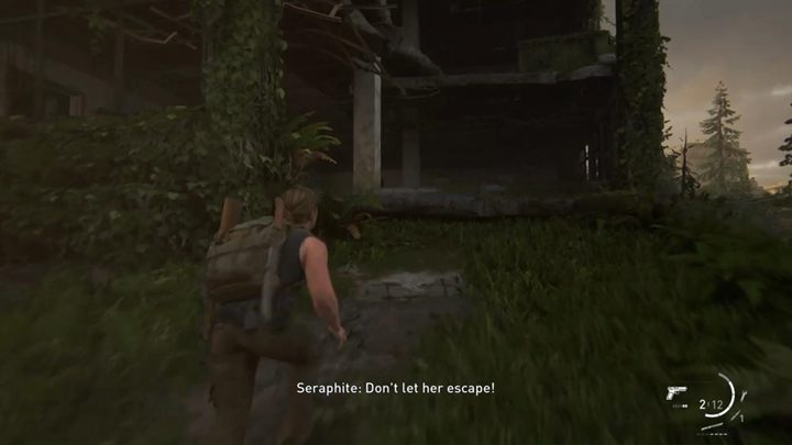 Versuchen Sie, ein großes, zerstörtes Gebäude zu erreichen - The Last of Us 2: Feindliches Territorium, Seattle Tag 1 Abby Walkthrough - Seattle Tag 1 - Abby - The Last of Us 2 Guide