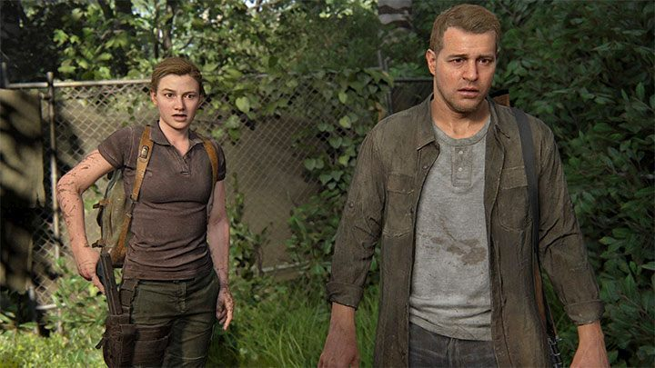 Jerry ist Abbys Vater - The Last of Us 2: Andere Charaktere - Wichtige Charaktere - The Last of Us 2 Guide