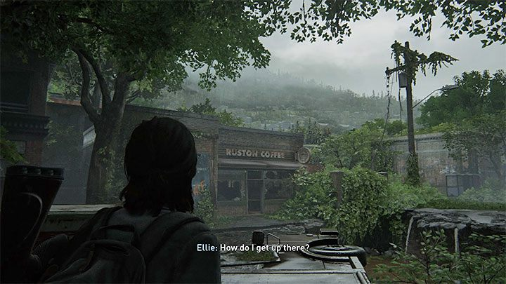 Es ist ein Artefakt - The Last of Us 2: Hillcrest - Sammlerstücke, Artefakte, Münzen - Seattle Day 2 - Ellie - The Last of Us 2 Guide