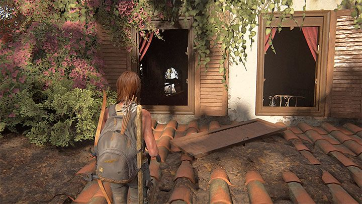 Es ist eine Sammelkarte - ein Sammlerstück - The Last of Us 2: Pushing Inland - Sammlerstücke, Artefakte, Münzen - Santa Barbara - The Last of Us 2 Guide