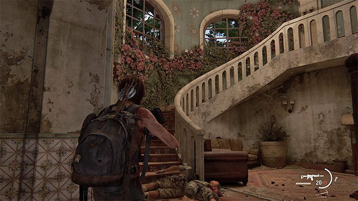 Es ist ein Artefakt - The Last of Us 2: Das Resort - Sammlerstücke, Artefakte, Münzen - Santa Barbara - The Last of Us 2 Guide