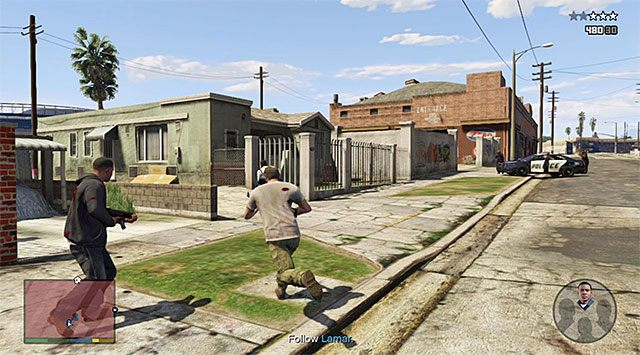 Flucht aus der Grove Street - GTA 5: Hood Safari - Mission Walkthrough - Hauptmissionen - GTA 5 Guide