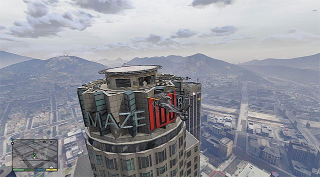 The skyscraper that Dom is on the top of - Targeted Risk - Strangers and Freaks missions - GTA 5 Guide