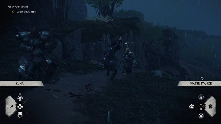 Sie und Izo werden eine Suche durchführen - Ghost of Tsushima: Walkthrough zu Fleisch und Stein, Tales of Tsushima - Andere Geschichten - Ghost of Tsushima Guide, Walkthrough