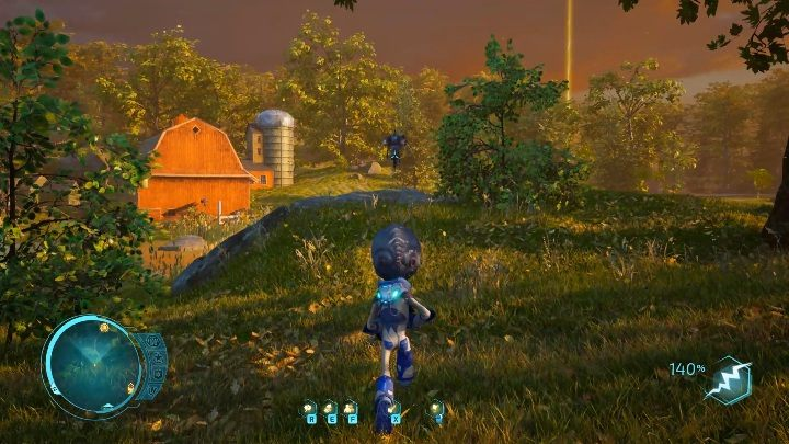 Furon Probes lie in every part of the map - Destroy All Humans 2020: Furon Probes - Side activities - Destroy All Humans Remake Guide