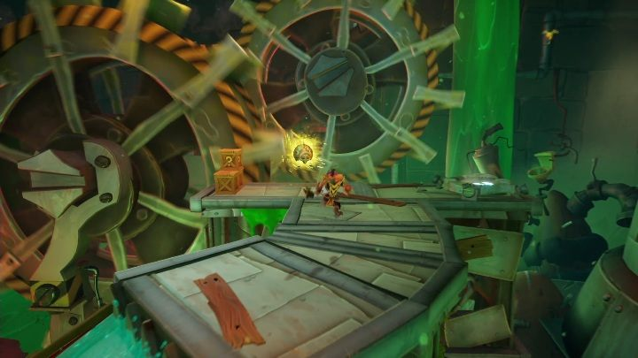 3 - Crash 4: Walkthrough zur Nitro-Verarbeitung - Cortex Island - Crash 4-Anleitung, Walkthrough