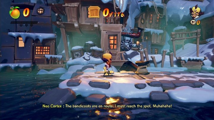 Neo Cortex hat keine speziellen Kostüme - Crash 4: Neo Cortex - Levels, Fähigkeiten - Charaktere - Crash 4 Guide, Walkthrough