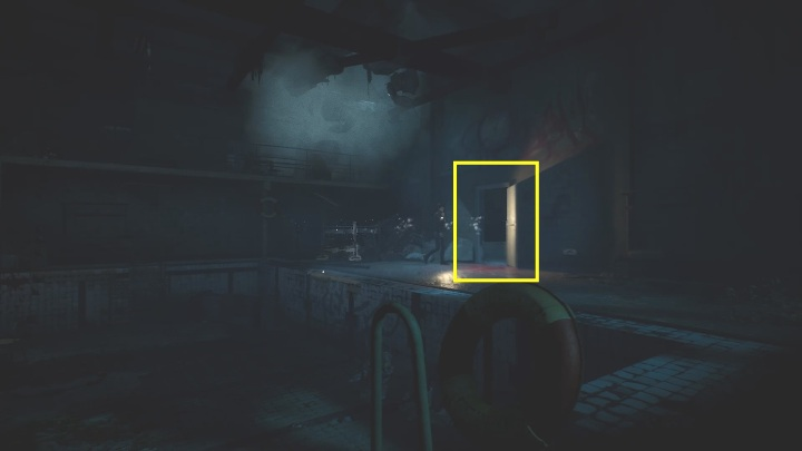 Location: You will find this echo in the room right next to the pool at the Niwa Resort - The Medium: Echoes - list - Secrets and Collectibles - The Medium Guide