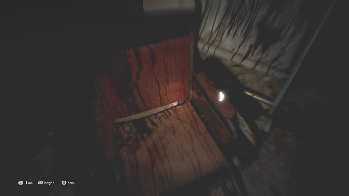 To find this echo, you must examine the wheelchair - The Medium: Echoes - list - Secrets and Collectibles - The Medium Guide