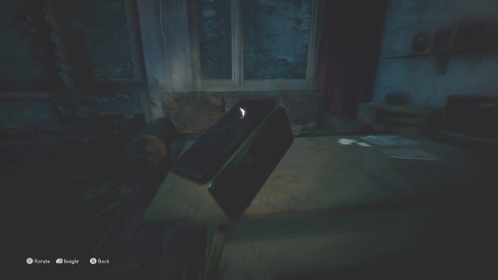 Examine the pen case lying on the desk - The Medium: Echoes - list - Secrets and Collectibles - The Medium Guide