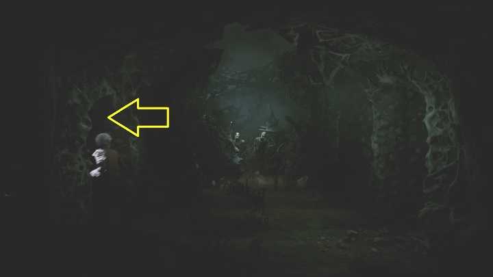 To save Nicholas' soul, turn left - The Medium: On the other side of the mirror - walkthrough - Walkthrough - The Medium Guide