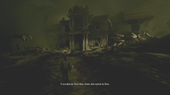 In this house, you will complete most of the tasks required to finish this part of the game - The Medium: Richards House - walkthrough - The Medium Guide