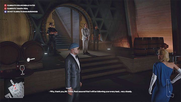 Now, you need to take care of two Mission Stories - Hitman 3: How to unlock the Ripe for the Picking trophy/achievement? - Trophy Guide - Hitman 3 Guide