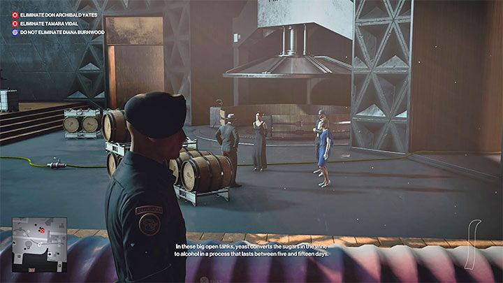 Now, take care of the Mission Story The Tour - Hitman 3: How to unlock the Ripe for the Picking trophy/achievement? - Trophy Guide - Hitman 3 Guide
