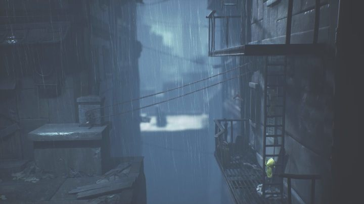 4 - Little Nightmares 2: Crossing the city - a guide, walkthrough - Chapter 4 - Getting to the Tower - Little Nightmares 2 Guide