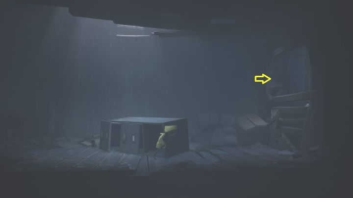 5 - Little Nightmares 2: Crossing the city - a guide, walkthrough - Chapter 4 - Getting to the Tower - Little Nightmares 2 Guide